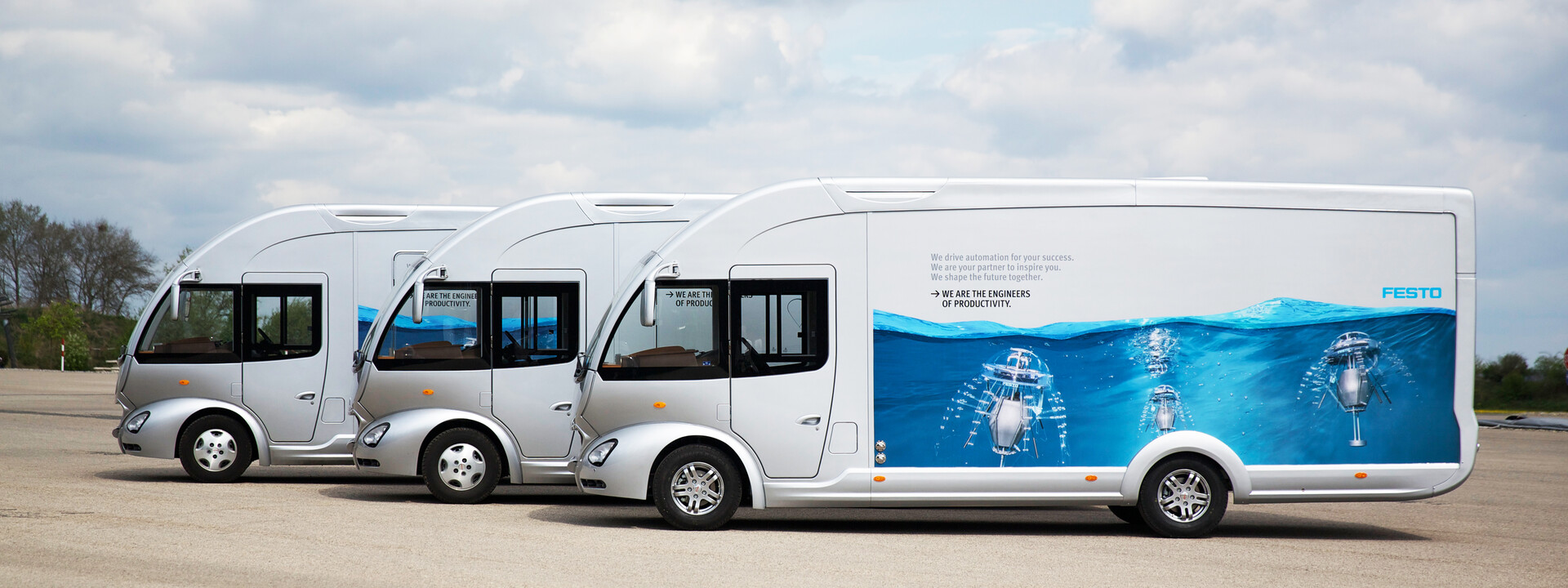 FESTO Infomobile Roadshow
